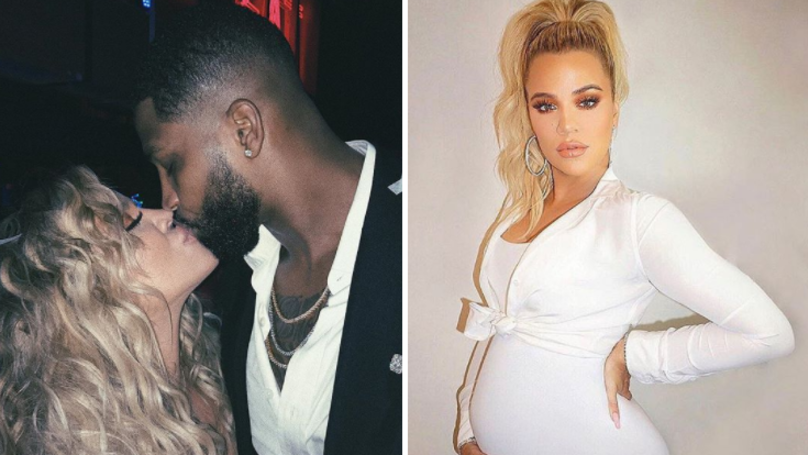 BREAKING: Khloé Kardashian 'Gives Birth To Baby Girl'