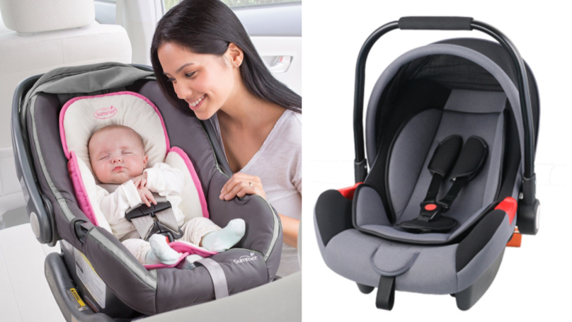 A Mum Is Warning Against Danger Of Car Seats After Baby Suffers Seizure
