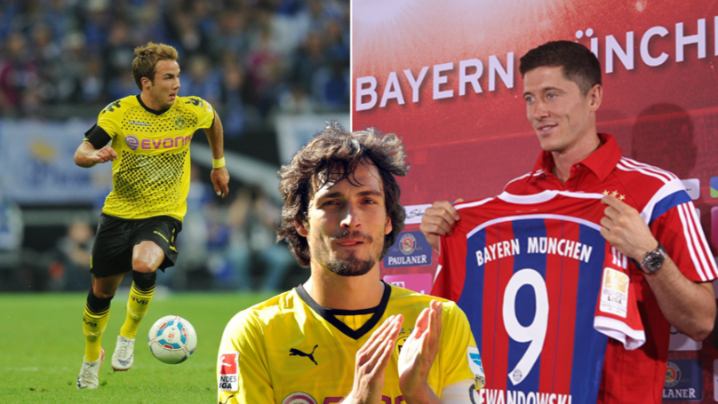 Bayern Munich Won't Be Able To Sign Any Borussia Dortmund Players This Summer