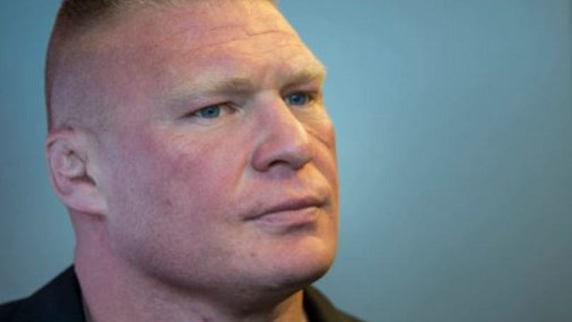 UFC Star Brock Lesnar Flagged For Potential Failed Drugs Test