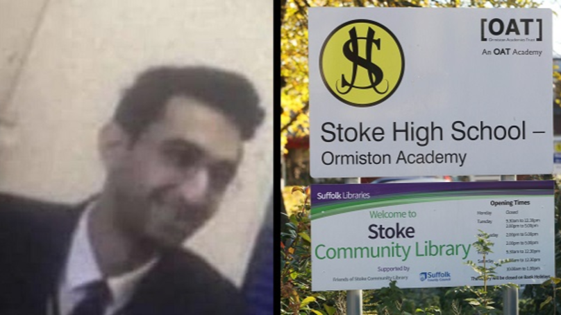 Pictures Emerge That Show '30-Year-Old' Posing As Year 11 Student