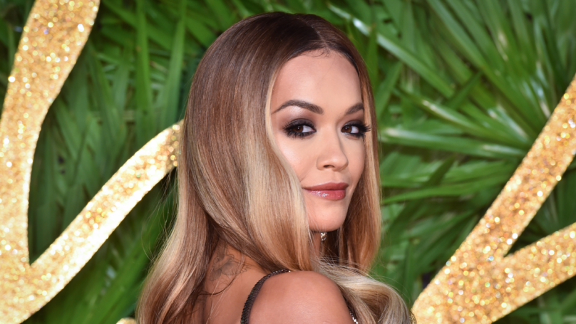 Singer Rita Ora Tries To Silence Critics By Posting Photo With New Boyfriend