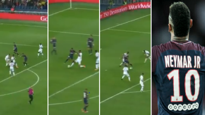 WATCH: Neymar's Goal For PSG Is A Thing Of Beauty