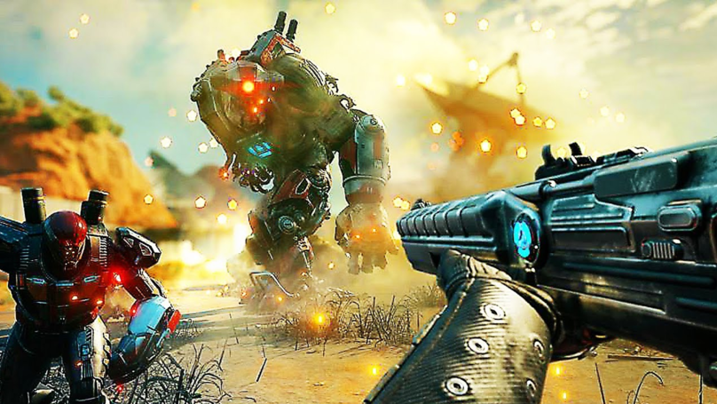You Have To Buy 'Rage 2' Special Editions If You Want The 'Doom' BFG