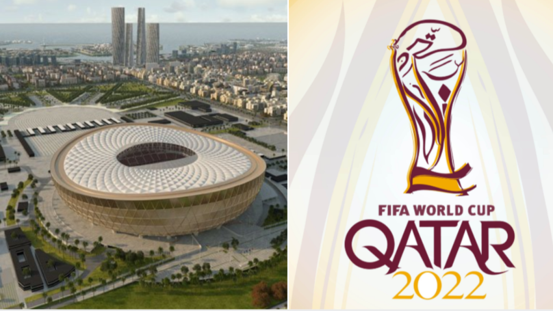 There Are Exactly Four Years To Go Until The 2022 FIFA World Cup Final