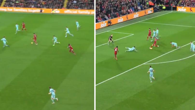 Roberto Firmino Ends Arsenal Defenders' Careers Before Scoring Unreal Solo Goal