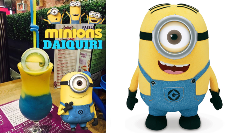 These Minion-Style Daiquiris Are The Coolest Drink For This Bank Holiday