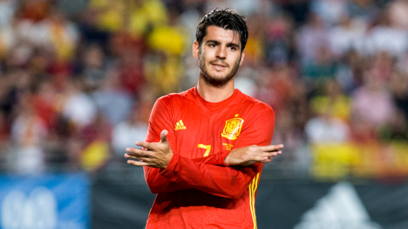 Chelsea Fans May Not Be Happy About Alvaro Morata's Shirt Number