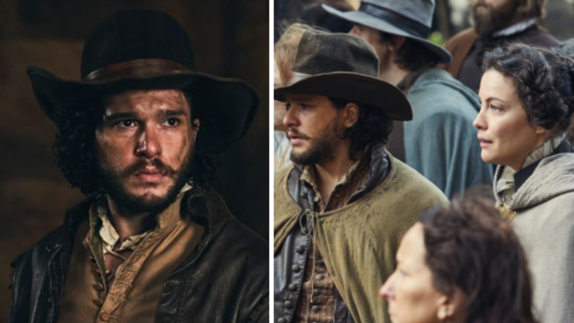 WATCH: Game Of Thrones' Kit Harington Starring In New BBC Drama