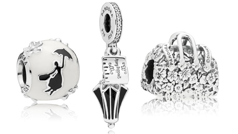 Pandora Has Released A Mary Poppins Charm Collection