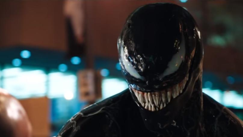 New Trailer Finally Shows Tom Hardy As Venom - LADbible