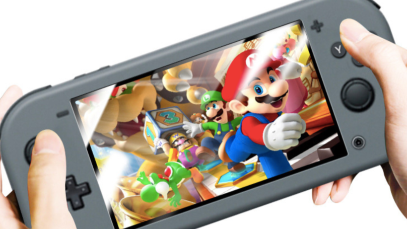 The Nintendo Switch Mini Might Have Just Leaked