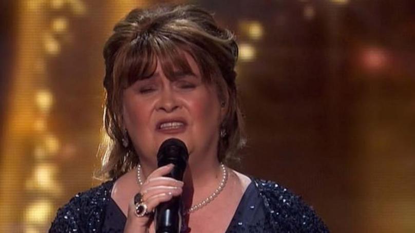 Watch Susan Boyle's Incredible Golden Buzzer Performance On 'America's Got Talent'