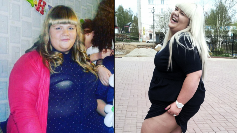 Woman Lost Over 16 Stone In Unbelievable Transformation