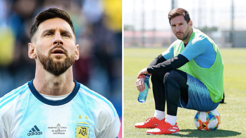 Lionel Messi Given Three Month Suspension And Hefty Fine After Copa America Comments