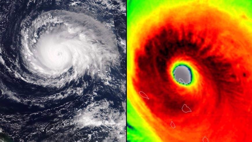 Most Powerful Hurricane Recorded In History Is So Strong It's Registering On Earthquake Devices