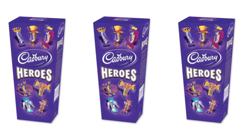 Two New Chocolates Are Joining The Cadbury Heroes Family