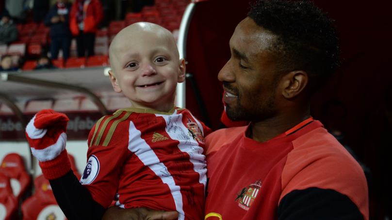 The Bradley Lowery Foundation Has Raised Over £3 Million To Help Seriously Ill Children