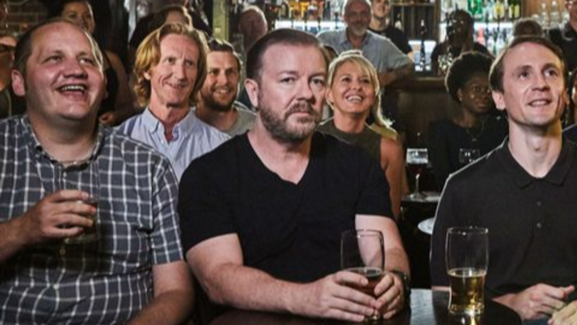 Ricky Gervais Says After Life Second Series 'Should Be The Best'