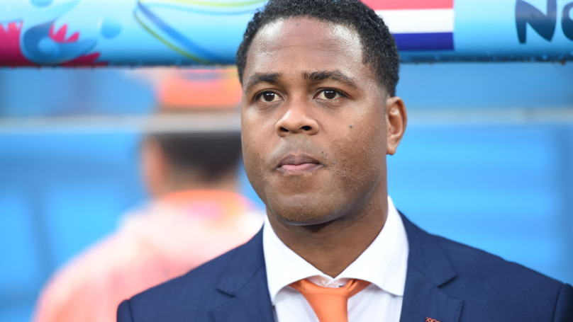 Patrick Kluivert In Talks To Become League One Manager In Shock Move