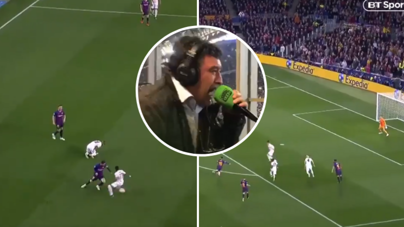 Spanish Commentator's Reaction To Lionel Messi's Opening Goal Is Absolutely Everything
