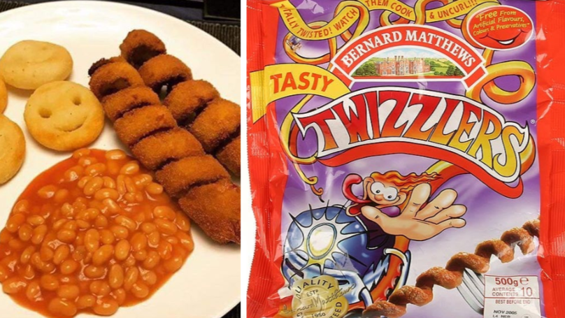 Petition Launched To Bring Turkey Twizzlers Back To UK School Lunches