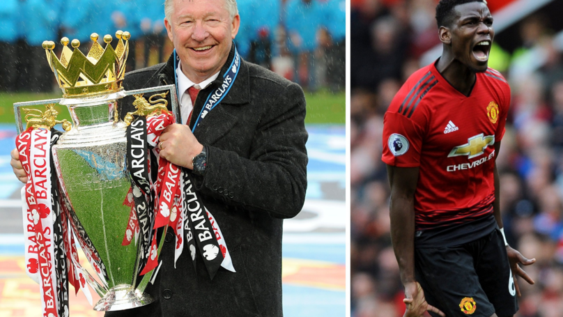 Ferguson's Damning Comments On Pogba Could Come Back To Haunt Mourinho