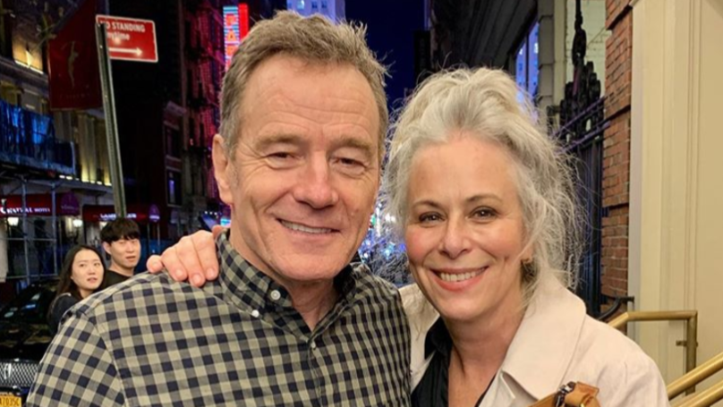 Hal And Lois From Malcolm In The Middle Reunite In Photo