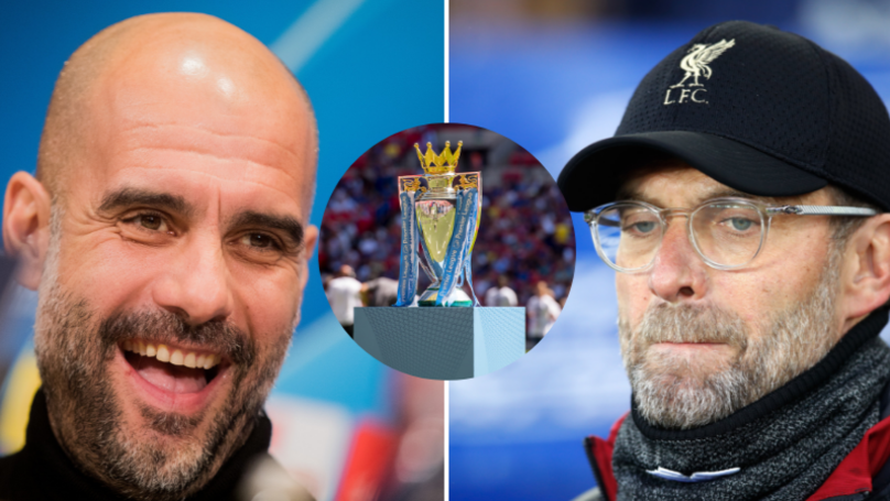 'Supercomputer' Predicts Manchester City Will Beat Liverpool To Premier League Title