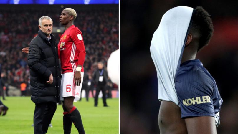 Paul Pogba Had An Incredibly Measured Response To Harsh Jose Mourinho Criticism