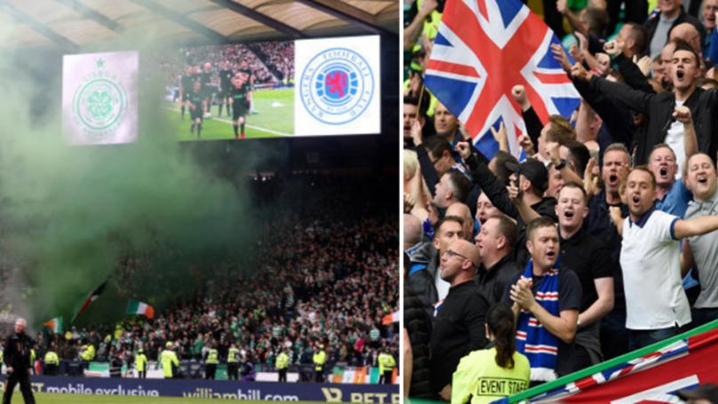 Rangers Fans Tells Story Of Trolling Celtic Fans In Germany