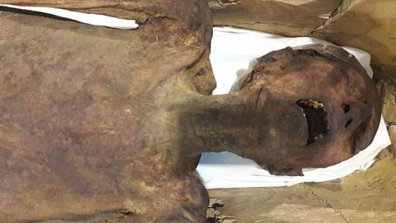 Mystery Of Egypt's 'Screaming Mummy' Has Finally Been Solved