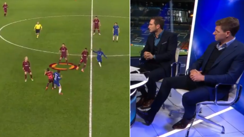 Frank Lampard and Steven Gerrard Explain The Brilliance Behind Sergio Busquets