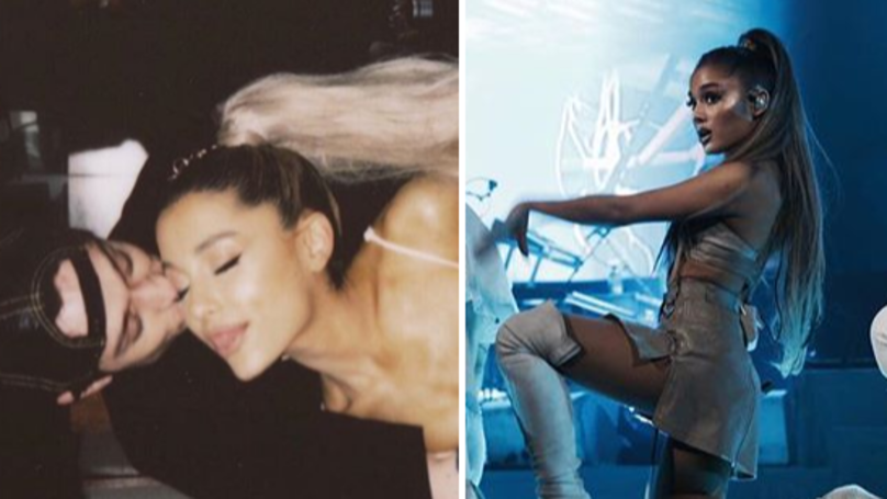 Looks Like Ariana Grande Could Have Just Confirmed Her Engagement