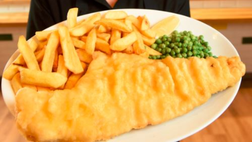 Pescatarians Look Out: Morrisons Launches Massive Fish And Chips Meal