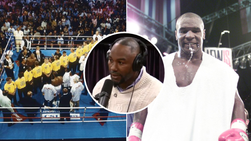 Lennox Lewis Vows To Come Out Of Retirement To Fight Rival Mike Tyson For £76 Million