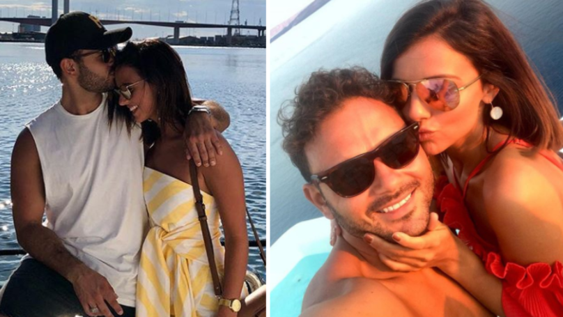 Lucy Mecklenburgh Goes On Holiday With Ryan Thomas And His Daughter Scarlett