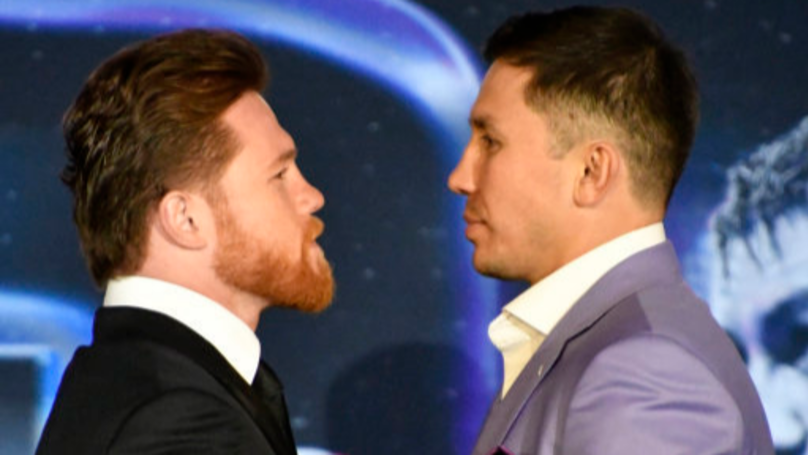 Canelo Alvarez Tests Positive for Banned Substance Ahead Of GGG Fight