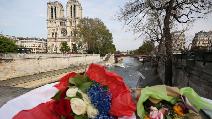 Suspected Cause Of Fire At Notre Dame Cathedral Revealed By Police Officials