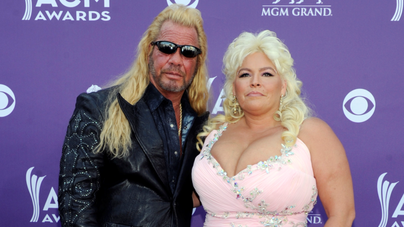 Dog The Bounty Hunter Celebrates The Life Of Beth Chapman At Her Funeral