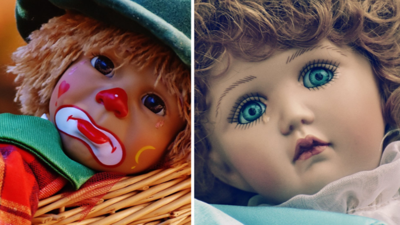 ​An Exhibition Of Haunted Toys Is Happening And It Sounds Spooky