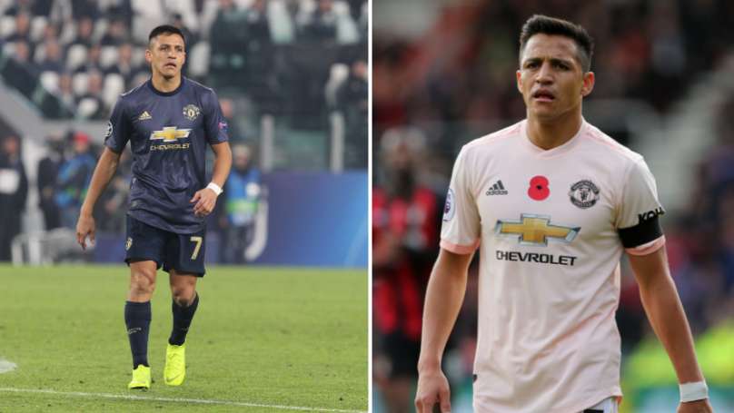 Alexis Sanchez Only Has Three Friends At Manchester United