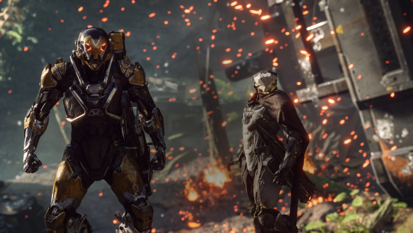 BioWare Says 'Anthem' Offers Matchmaking 'For Every Activity In The Game'