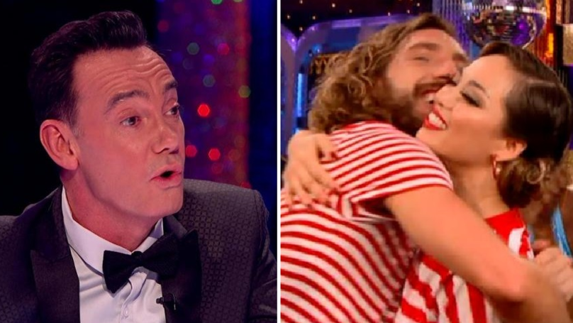 Judges And Dancers 'Furious' Seann Walsh And Katya Jones Survived Saturday's Strictly