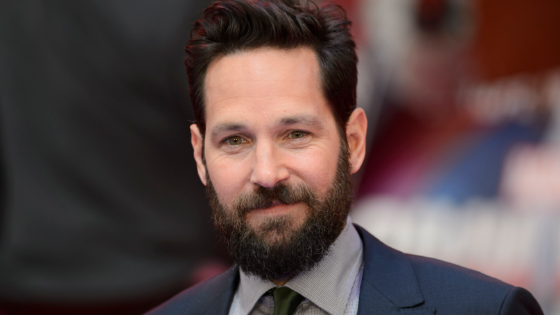 ​It's Official: Paul Rudd Literally Doesn't Age