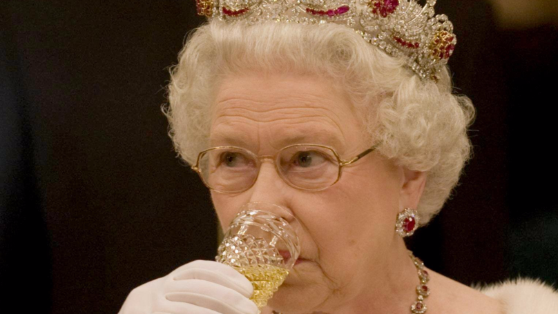 Is The Queen A Binge Drinker? Goverment Standards Would Say So