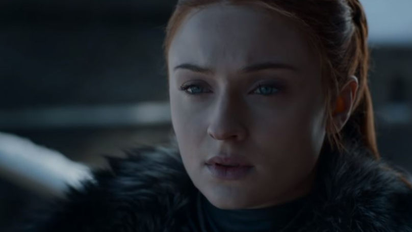 Sophie Turner Says Sansa Stark's Relationship With Jon Snow Is 'Under Pressure'