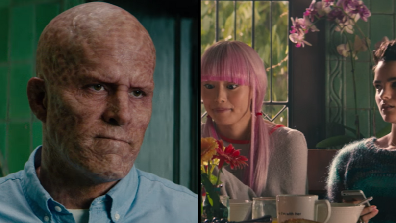 Never-Seen-Before Scene From Deadpool 2 Has Been Released And It's Brilliant
