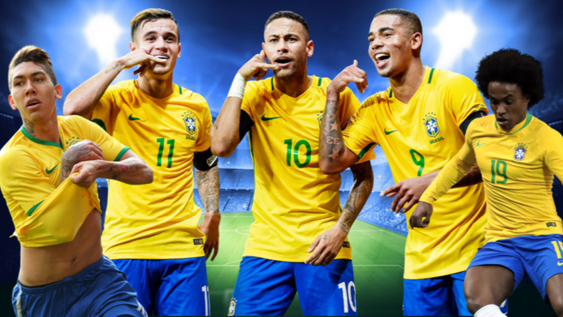 Brazil Pick Their 23 Man Squad For The World Cup