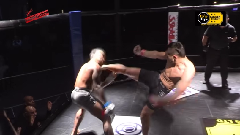 Is This The Most Brutal MMA KO Ever? We Think So